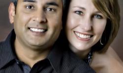 Dharmesh and Sheryl